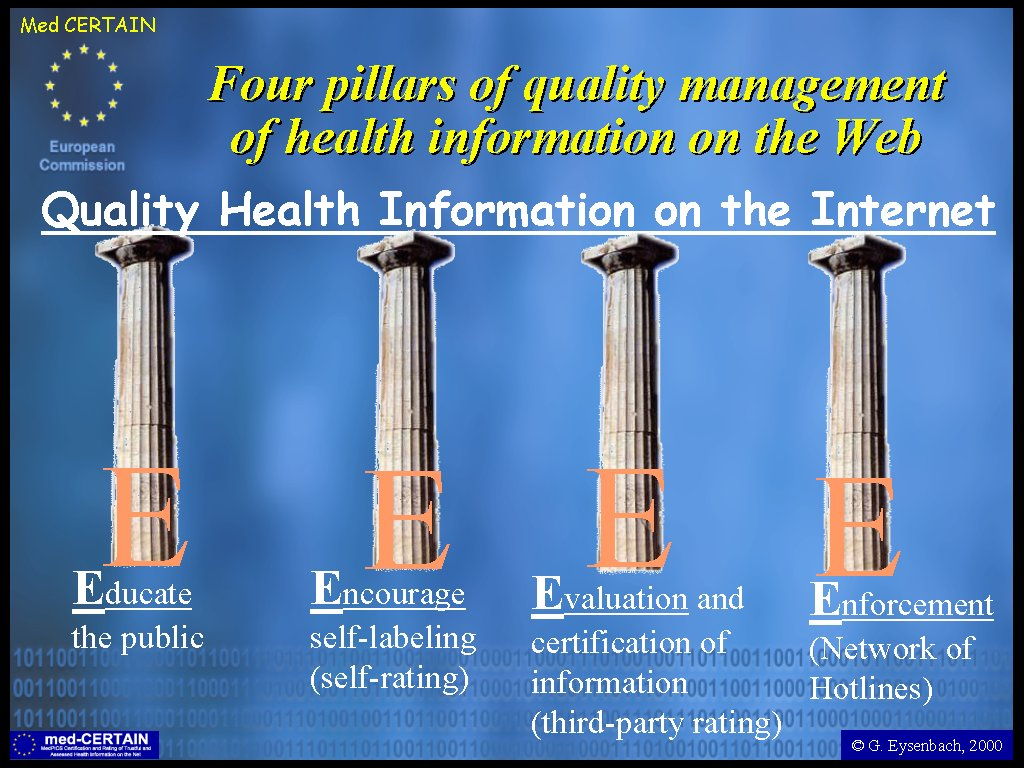 Journal of medical internet research towards ethical guidelines educating consumers xflitez Choice Image