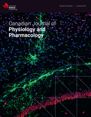 Canadian Journal of Physiology and Pharmacology   TSpace Repository